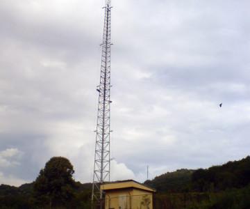ST predajnik i Antena radio 1503 Zavidovici
