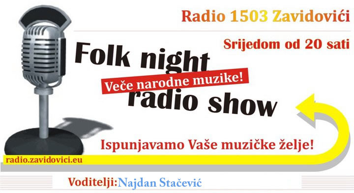 Folk Night Radio Show