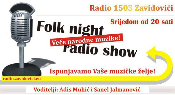 Flok Night Radio Show