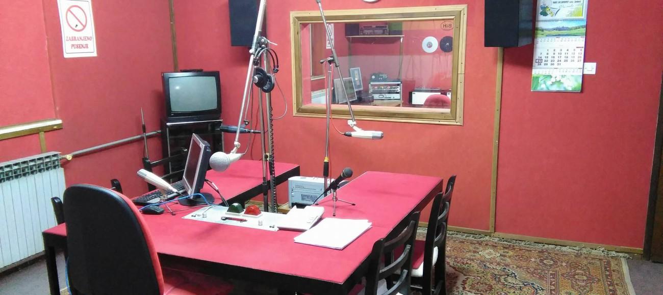 Radio 1503 Zavidovici Studio