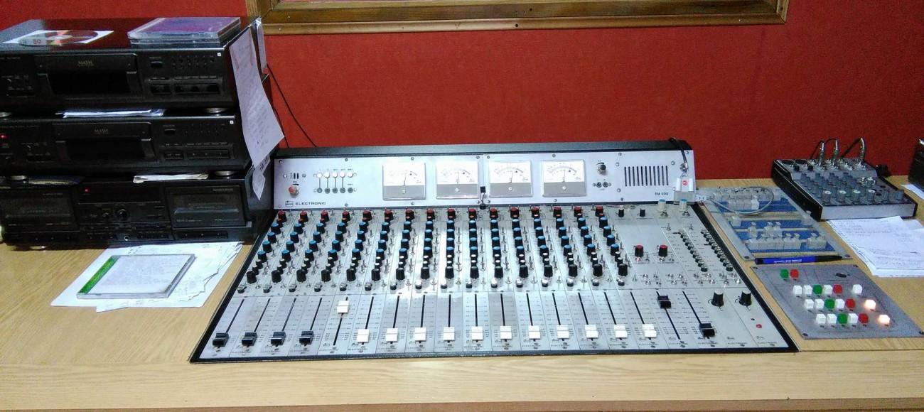 Radio 1503 Zavidovici Studio – FM Frekvencija 92,5 MHz